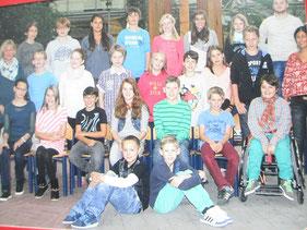 Die Klasse 6a [September 2013]