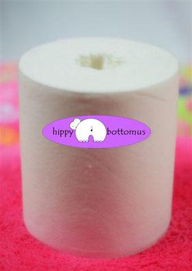 Pañal de tela Hippybottomus biodegradable toalla