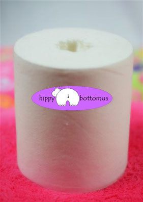 Cloth Nappy Hippybottomus biodegradable nappy liner