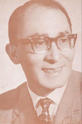 Maestro José Barros.