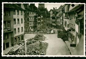 Der Gespinstmarkt Anno 1932