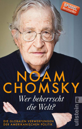 Wer beherrscht die Welt? - Die globalen Verwerfungen der amerikanischen Politik von Chomsky  - Sachbuch Bestseller