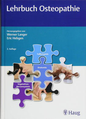 Lehrbuch Osteopathie von Werner und Eric Hebgen