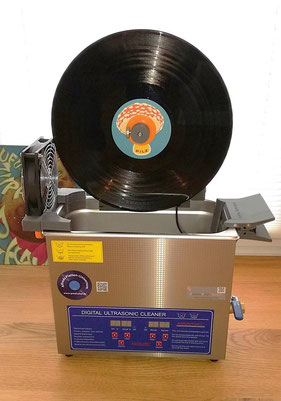 "Foto: Cleanervinyl-Kit ""EASY 3 Audiophile"""