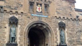 Edinburgh Castle, Torhaus