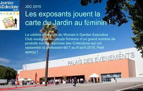 Journées des collections 2015 à Marseille - Avril 2015
