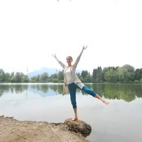 Fühl dich wohl mit Yoga!