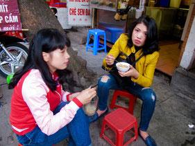 die Altstadt Hanois, ein beliebter Treffpunkt
