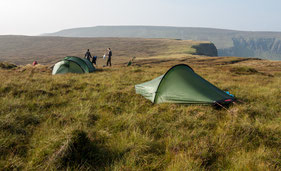 Camp am Trotternish