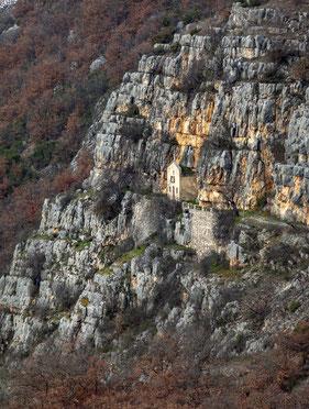 Ripa di Fagnano, Chiesa rupestre di San Rocco