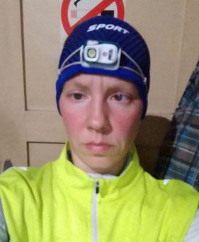 Silvia Brunner hat ihre Kilometer ganz ohne Wettkämpfe absolviert.