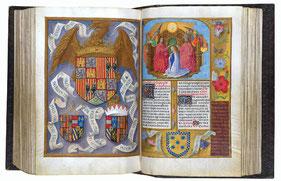 Bréviaire d'Isabelle la Catholique. The British Library - Londres.
