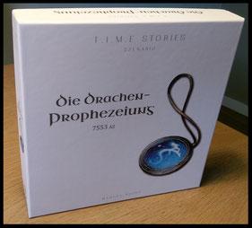 T.I.M.E Stories: Die Drachenprophezeiung