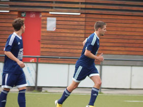 Stefan Droste (r.) steht wieder im Kader.