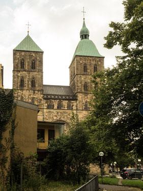 Bild: Die Johanniskriche in Osnabrück