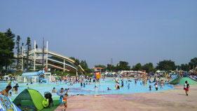幼児プールの写真