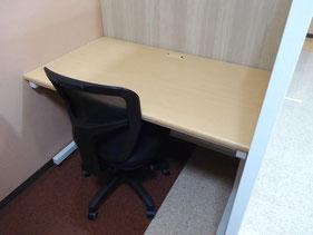 あきる野創業・就労・事業承継支援ステーション「Bi@Sta」のスモールオフィス