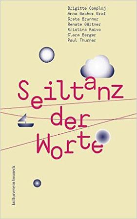 """Belletristik """"Seiltanz der Worte"""" Buchprojekt der Brunecker Schreibwerkstatt"""
