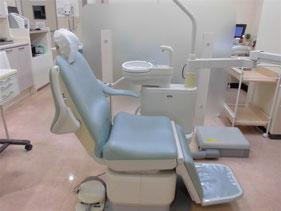 川崎市多摩区登戸・向ヶ丘遊園にあるカワシマ歯科医院のパーテーション