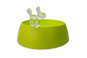 Reico Hundenapf Mit seiner frischen grünen Farbe sorgt er für gute Laune