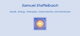 Unser Pianist Samuel Staffelbach ist tätig als Klangtherapeut