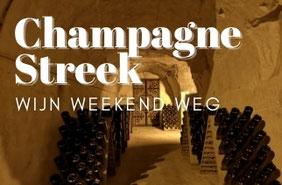 Wijn weekend weg Champagnestreek
