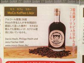 Japanisches Magazin berichtet über deutsche Schnäpse