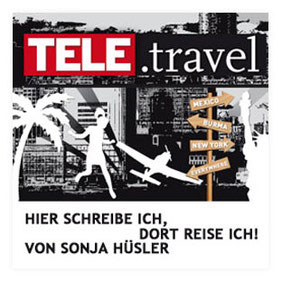 """Presseveröffentlichung """"Tele.travel 06/16"""" über Licht-Spiel-Haus von Sonja Hüsler"""