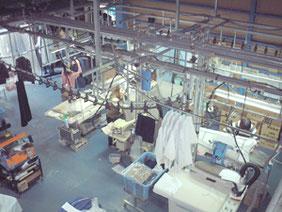スワンクリーニング工場