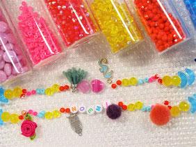 Teenager Geburtstag Schmuck Workshop Perlenladen