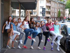 teenager bei Fotoshooting Geburtstag Düsseldorf