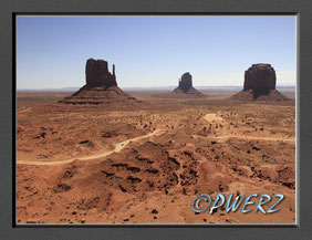 USA_Monument Valley