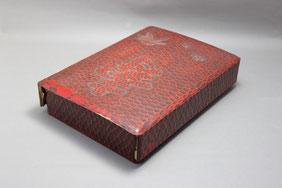 鎌倉彫りの文箱