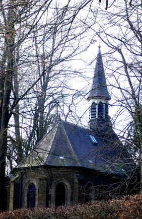 Chapelle du château de Cavillon