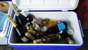 クーラーBOX ビール ワイン