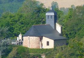 Iglesia Cadillon Vic-Bilh Madiran