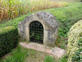 fuente saint-jean-poudge Vic-Bilh Madiran