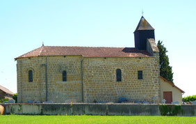 Iglesia Escurès Vic-Bilh Madiran