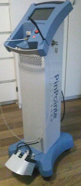Chantilly Footlaser - Schimmelnagel - PinPointe Footlaser™ - Laserbehandeling