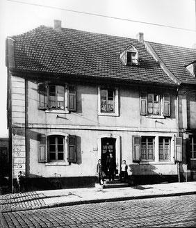dudweiler, evangelisch, schwesternhaus