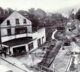 dudweiler, saarbruecken, sulzbachtalstrasse