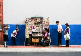 DAILY LIFE PERU & BOLIVIA