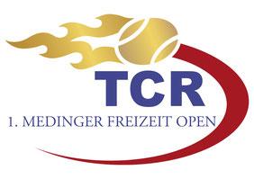 Logo 1. Medinger Freizeit Open 2016