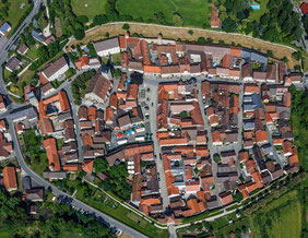 Die Altstadt Seßlach