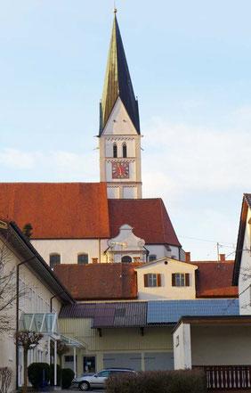 Hauptort Dasing, © Schulz | Boedecker