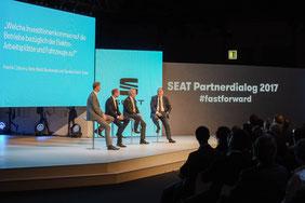 EVENT | SEAT PARTNERDIALOG & PRODUKTRAINING