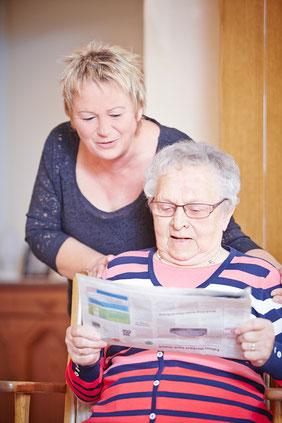 Alltagsbegleitung nach Pflegestärkungsgesetz