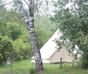 location de tente inuit en option
