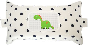 Feuchttücher für Babys Tasche Box Aufbewagrung Geschenk Geburt Dinosaurier Babytücher Penaten Pampers Bübchen Nivea