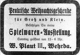 Hünfelder Kreisblatt vom 15. Dezember 1928
